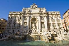 Fontana di trevi. Rom. Italien Stockfotografie