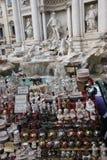 Fontana di Trevi - Roma Stock Images