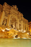 Fontana di Trevi, Rome Stock Photos