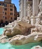 Fontana di Trevi Rome Stock Images