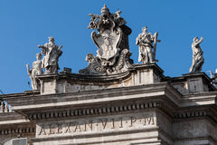 Fontana di Trevi, Rome, Italie. Photo libre de droits