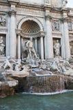 Fontana di Trevi, Rome Italie Architecture, statue image stock
