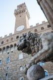 Fontana di Trevi, Rome, Italien. Royaltyfria Bilder