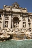 Fontana di Trevi, Rome, Italy Royalty Free Stock Photo