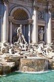 Fontana di Trevi - Rome, italy Royalty Free Stock Image