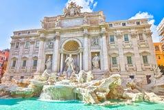 Fontana di Trevi Stock Photography