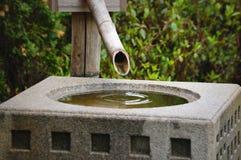 Fontana di zen immagine stock libera da diritti