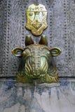 Fontana di Zsolnay a Pecs Fotografie Stock Libere da Diritti