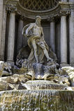 Fontana din Trevi Royalty Free Stock Photography