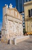 Fontana greca. Gallipoli. La Puglia. L'Italia. Immagine Stock Libera da Diritti