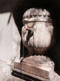 Fontana italiana antica Fotografie Stock