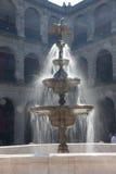 Palcio Nacional de Messico - Città del Messico Fotografia Stock