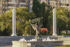 Fontana Nika Fotografia Stock Libera da Diritti