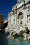 Fontana Roma di Trevi Immagine Stock