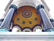 Fontana tedesca a Costantinopoli, Turchia Fotografia Stock Libera da Diritti