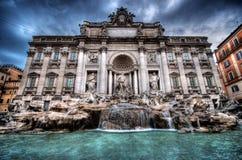 Fontana Trevi Royalty Free Stock Photo