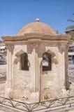 Fontana turca della moschea di Lerapetra Fotografia Stock