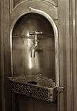 Fontana vittoriana fotografia stock libera da diritti