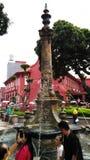 Fontana vittoriana al Malacca immagini stock