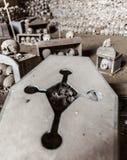 Fontanel cemetery Stock Photos