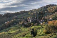 Fontanella Abbey Royalty Free Stock Image