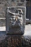 Fontanella dell'acqua a Pompei. Fotografia Stock Libera da Diritti