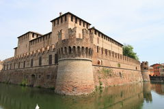 Fontanellato Castle, Italy Stock Photos