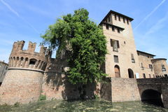 Fontanellato Castle, Italy Royalty Free Stock Photo