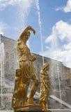 fontann rzeźby Obraz Royalty Free