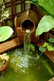 fontanna dekoracyjna obrazy stock