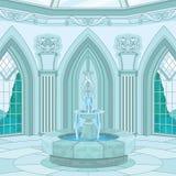 fontanna królewskiej Obrazy Royalty Free