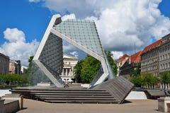 fontanna nowoczesnej obraz royalty free