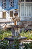 Fontanna od Topkapi pałac Fotografia Royalty Free