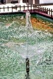 Fontanna w Chicago Zdjęcia Stock