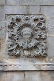 Fontanna w dziejowym centrum Dubrovnik Chorwacja zdjęcie royalty free