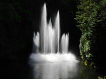 Fontanna w ogródzie Obrazy Stock