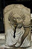 Fontanna w Pompeii Fotografia Royalty Free