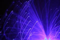 fontanny światło Fotografia Royalty Free