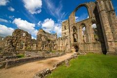 Fontanny opactwo North Yorkshire zdjęcie stock