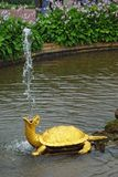 fontanny petrodvorets żółwie Zdjęcie Royalty Free