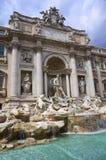fontanny Rome trevi Obraz Royalty Free