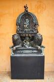 Fontanny statua Obrazy Royalty Free