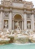 fontanny trevi Rzymu Zdjęcie Royalty Free
