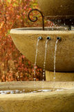 fontanny woda obraz royalty free