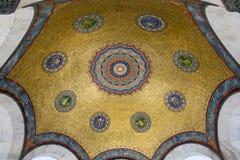 Fonte alemão no quadrado de Sultan Ahmet, Istambul Fotografia de Stock