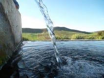Fonte d'acqua Immagini Stock Libere da Diritti