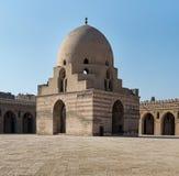 Fonte da ablução, mesquita histórica, o Cairo, Egito Imagem de Stock