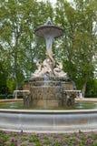Fonte de água no Fotografia de Stock Royalty Free