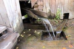 Fonte de agua potável. Imagens de Stock