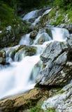A fonte de  de SoÄ um rio Fotos de Stock Royalty Free